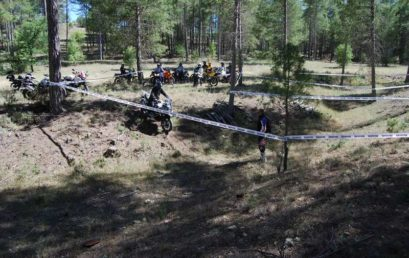 CURSO Y RUTA TRAIL OFFROAD TOURATECH STYLE