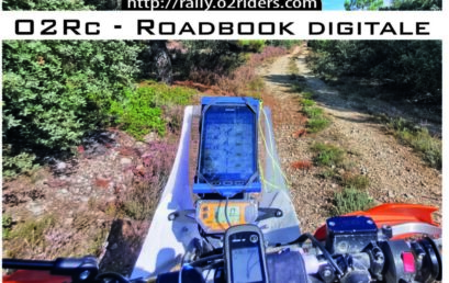 MANDO ROADBOOK DIGITAL O2R